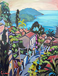 Above Villefranche 2015