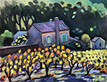 Farmhouse, Luberon